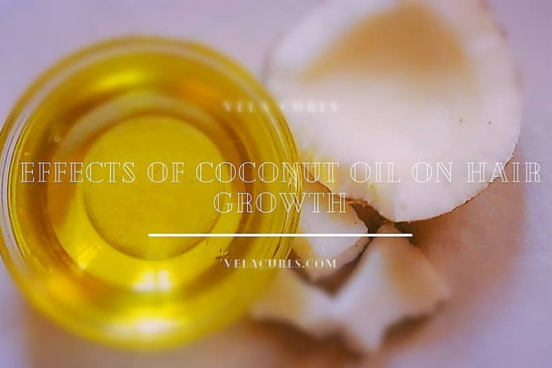 Effects of coconut oil on hair growth velacurls